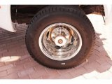 GMC Sierra 3500 2000 Wheels and Tires
