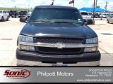 2003 Dark Gray Metallic Chevrolet Silverado 2500HD LT Crew Cab 4x4 #83377983