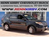 2011 Tuxedo Black Metallic Ford Explorer FWD #83378359