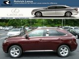 2013 Claret Red Mica Lexus RX 350 AWD #83377828