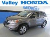 2010 Urban Titanium Metallic Honda CR-V EX AWD #83377118