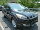 2014 Tuxedo Black Ford Escape Titanium 2.0L EcoBoost 4WD #83377602