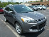 2014 Sterling Gray Ford Escape Titanium 2.0L EcoBoost 4WD #83377601