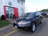 2010 Super Black Nissan Murano S AWD #83378173