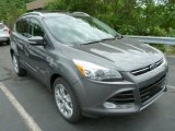2014 Sterling Gray Ford Escape Titanium 2.0L EcoBoost 4WD #83377600