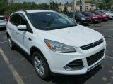 2014 Oxford White Ford Escape SE 2.0L EcoBoost 4WD #83377598