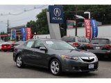 2010 Polished Metal Metallic Acura TSX Sedan #83377274