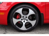 Volkswagen GTI 2012 Wheels and Tires