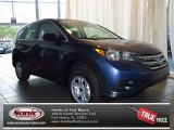 2013 Twilight Blue Metallic Honda CR-V LX AWD #83377102