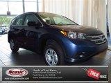 2013 Twilight Blue Metallic Honda CR-V LX AWD #83377102
