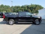 2014 Black Chevrolet Silverado 1500 LTZ Z71 Crew Cab 4x4 #83377796