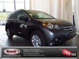 2013 Polished Metal Metallic Honda CR-V EX-L #83377096