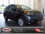 2013 Polished Metal Metallic Honda CR-V EX-L #83377094