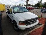 2000 Oxford White Ford F250 Super Duty XL Regular Cab #83378138