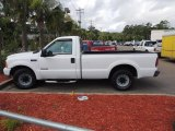 2000 Ford F250 Super Duty XL Regular Cab Data, Info and Specs