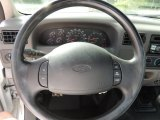 2000 Ford F250 Super Duty XL Regular Cab Steering Wheel