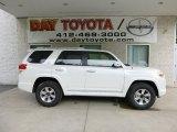 2013 Blizzard White Pearl Toyota 4Runner SR5 4x4 #83377240