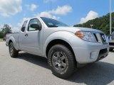 2013 Nissan Frontier Desert Runner King Cab Front 3/4 View