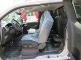 2013 Nissan Frontier Desert Runner King Cab Beige Interior