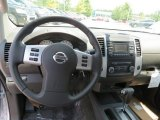 2013 Nissan Frontier Desert Runner King Cab Dashboard