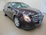 2009 Black Cherry Cadillac CTS 4 AWD Sedan #83377072