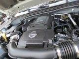 2013 Nissan Frontier Desert Runner King Cab 4.0 Liter DOHC 24-Valve CVTCS V6 Engine