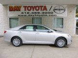 2013 Classic Silver Metallic Toyota Camry L #83377234