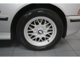 2000 BMW 5 Series 528i Sedan Wheel
