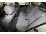 2000 BMW 5 Series 528i Sedan Rear Seat