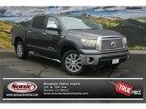 2013 Magnetic Gray Metallic Toyota Tundra Platinum CrewMax 4x4 #83377047