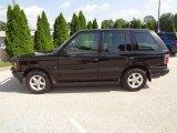 2000 Land Rover Range Rover Java Black
