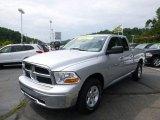 2011 Bright Silver Metallic Dodge Ram 1500 SLT Quad Cab 4x4 #83378289