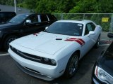 2013 Bright White Dodge Challenger R/T #83378282
