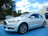 2013 Ingot Silver Metallic Ford Fusion Hybrid Titanium #83469460