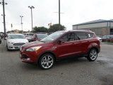 2014 Ruby Red Ford Escape Titanium 2.0L EcoBoost #83469403