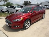 2013 Ruby Red Metallic Ford Fusion SE 1.6 EcoBoost #83469396
