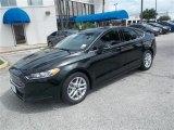 2013 Tuxedo Black Metallic Ford Fusion SE #83469392