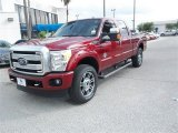 2013 Ford F250 Super Duty Platinum Crew Cab 4x4 Data, Info and Specs