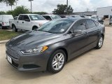 2013 Sterling Gray Metallic Ford Fusion SE #83483941