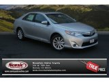2013 Classic Silver Metallic Toyota Camry XLE #83483797