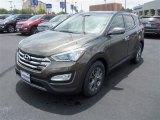 2013 Cabo Bronze Hyundai Santa Fe Sport #83483922