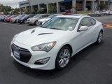 2013 White Satin Pearl Hyundai Genesis Coupe 3.8 Grand Touring #83483917