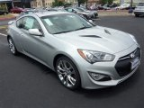 2013 Platinum Metallic Hyundai Genesis Coupe 3.8 Track #83483916