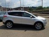 2014 Ingot Silver Ford Escape Titanium 2.0L EcoBoost 4WD #83484033