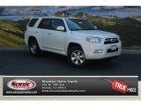 2013 Blizzard White Pearl Toyota 4Runner SR5 4x4 #83483786