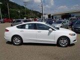 2013 Oxford White Ford Fusion SE #83484031