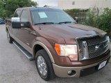 2011 Golden Bronze Metallic Ford F150 Lariat SuperCrew #83483958