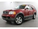 2003 Redfire Metallic Ford Explorer XLT 4x4 #83483781
