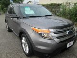 2011 Sterling Grey Metallic Ford Explorer XLT #83483952