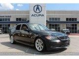 2007 Black Sapphire Metallic BMW 3 Series 335i Sedan #83483853